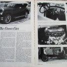 1923 Apperson Five Passenger Phaeton car article