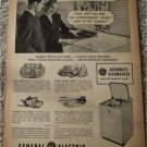 1949 GE Dishwasher ad