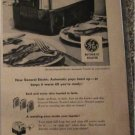 1949 GE Toaster Now- A Toaster ad