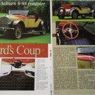 1926 Auburn 8-88 Roadster car article