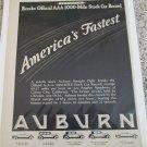 1927 Auburn 8-88 Sport Sedan car ad #3