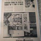 1955 GE Freezer ad