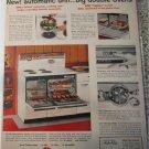 1955 GE De Luxe Ranges ad #2