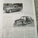 1951 Alfa Romeo 1900 car article