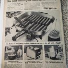 1959 GE King Size Automatic Skillet ad