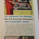 1959 GE Automatic Dishwasher ad