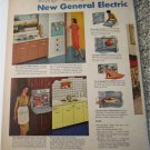 1959 GE Electric Appliances ad