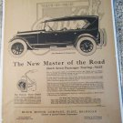 1923 Buick Touring The New Master car ad