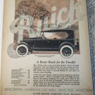 1924 Buick 4 Cylinder Touring car ad #2