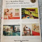 1961 GE Medallion Home ad