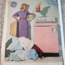 1961 GE Filter-Flo Washer ad #3