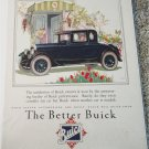 1926 Buick Coupe car ad #1