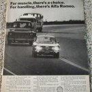 1971 Alfa Romeo GT Veloce car ad