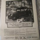 1927 Buick 2 dr sedan Our Buick Is Just Like One Of car ad