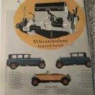 1927 Buick Lineup car ad