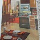 1963 GE Americana 63 Kitchens ad