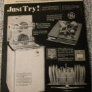 1966 GE Mobile Maid Dishwasher ad #2