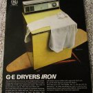 1966 GE Dryer ad #1