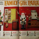 1966 GE Appliances Family-Gift Parade Christmas ad