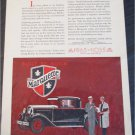 1929 Buick Marquette 3 Window Coupe car ad