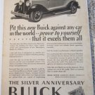 1929 Buick 2 dr sedan Pit This New car ad