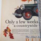 1929 Buick 4 dr sedan Only A Few Weeks car ad