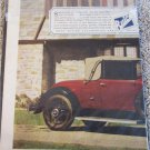 1929 Buick 3 Window Coupe Springtime car ad