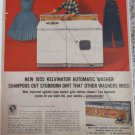 1955 Kelvinator Automatic Washer ad #1