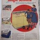 1957 Kelvinator Magic Minute Washer ad