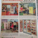 1959 Kelvinator Foodarama Appliances ad