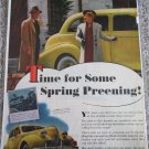 1939 Buick Eight 4 dr sedan Time For Some Spring car ad