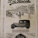 1923 Riley Eleven 2 dr sedan car ad