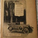 1923 Ruston Hornsby Touring car ad