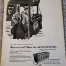 1968 Kindness 20 Rollers Heater ad