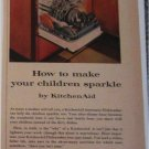 1957 KitchenAid Dishwasher ad #1