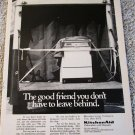 1968 KitchenAid Dishwasher ad