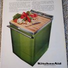 KitchenAid Dishwasher ad