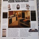 1985 KitchenAid Appliances ad