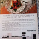 1988 KitchenAid Refrigerator ad