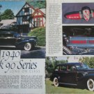 1940 Buick 90 Series car article