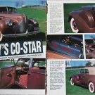 1940 Buick Phaeton featured in Casablanca car article