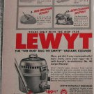 Lewt 4 Way Vacuum Cleaner ad