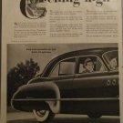 1949 Buick Super 4 dr sedan Ceiling car ad