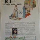 1929 Ice Industries ad
