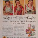 1932 Electric Refrigeration ad #1