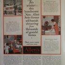 1926 Allens Furnace ad