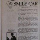 1919 American Balanced Six Touring car ad
