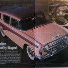 1957 American Motors Rambler CC Station Wagon car article