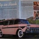1958 American Motors Rambler CC Station Wagon car article
