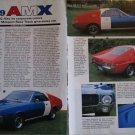 1969 American Motors AMX car article